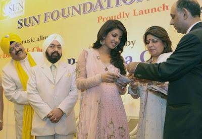 Priyanka Chopra Music Album