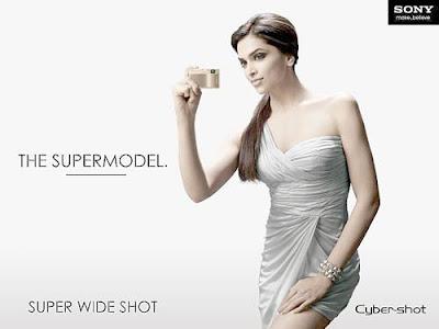 Deepika Padukone Sony CyberShot