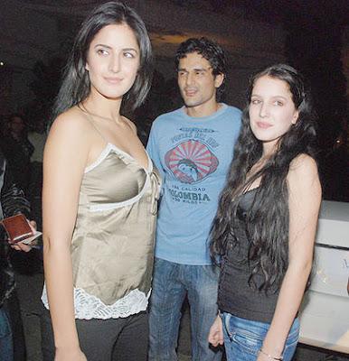 Katrina Kaif Sister