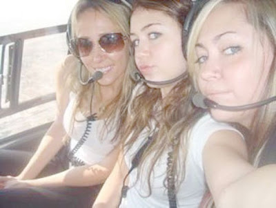 Miley Cyrus Myspace