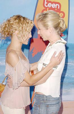 Christina Applegate Teen Choice Awards