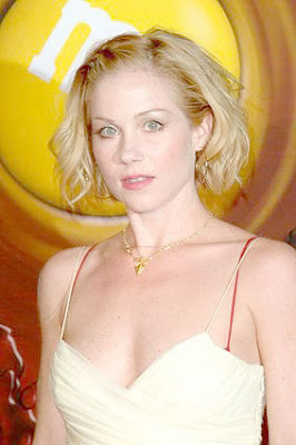 Christina Applegate Experience The Color of M and M's