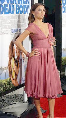 Eva Longoria Over Her Dead Body