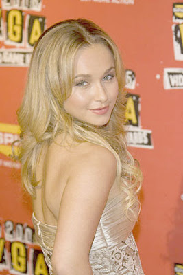 Hayden Panettiere Spike TV's 2006 Video Game Awards