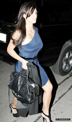 Kim Kardashian Guvernment's The Drink club in Toronto
