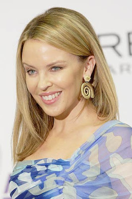 Kylie Minogue National Movie Awards 2010