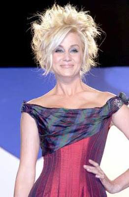 Kellie Pickler 'Dressed To Kilt' Charity Fashion Show Pics