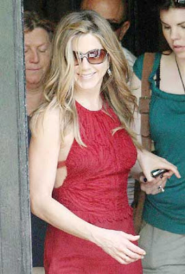 Jennifer Aniston The Baster Photos