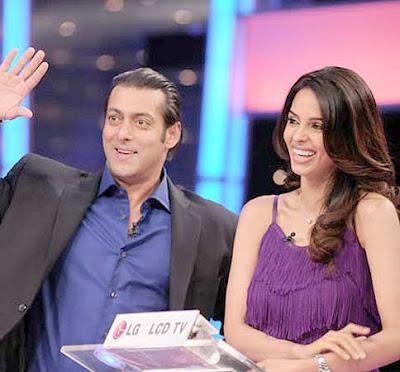 Salman Khan Mallika Sherawat Vijender Singh 10 ka Dum Pictures