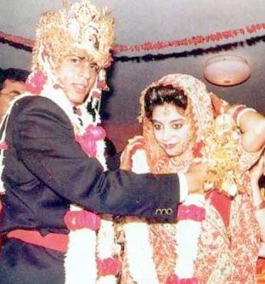 Shahrukh Khan Gauri