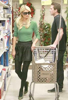 Paris Hilton and Doug Reinhardt