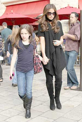 Kate Beckinsale Family