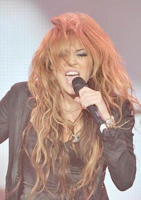 Miley Cyrus Rock in Rio Madrid