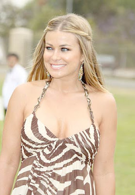 Carmen Electra A Time For Heroes