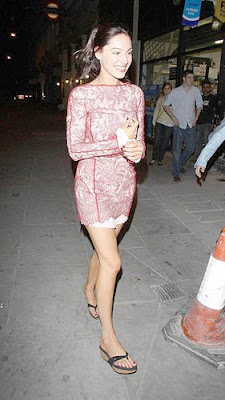 Kelly Brook Nightclub