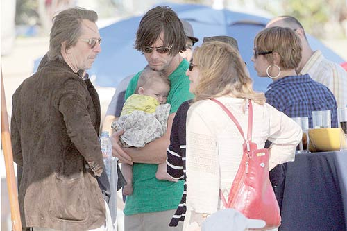 Jim carrey family