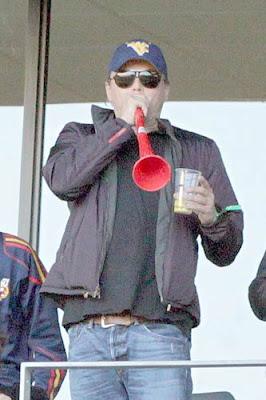 Leonardo DiCaprio World Cup 2010