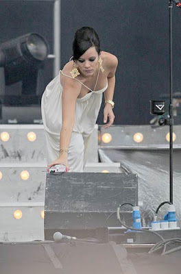 Lily Allen Wireless Festival