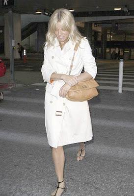 Sienna Miller LAX Airport