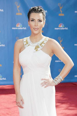 Kim Kardashian 62nd Annual Primetime Emmy Awards
