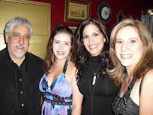 Con Leonardo Padrón, Mariaca y Male