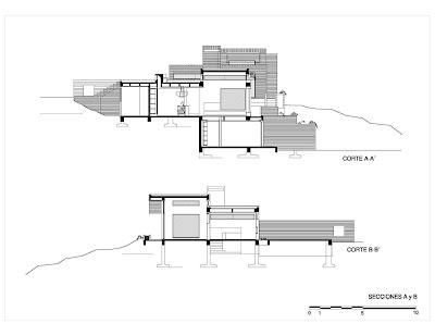 A57 arquitectura en colombia escogimos los materiales for Cortes arquitectonicos
