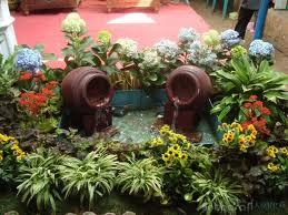 Desain Kebun Rumah Minimalis on Desain Taman Di Rumah