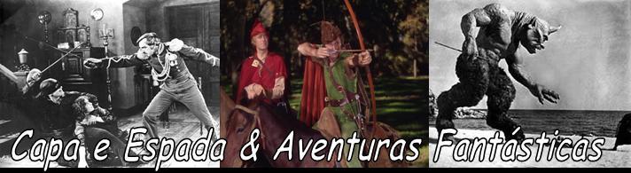 Capa e Espada e Aventuras Fantásticas