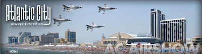 Atlantic city air show schedule 2009