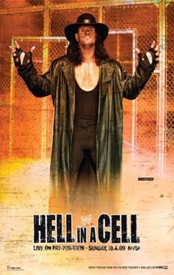 Wwe Hell in Cell 2009 Results