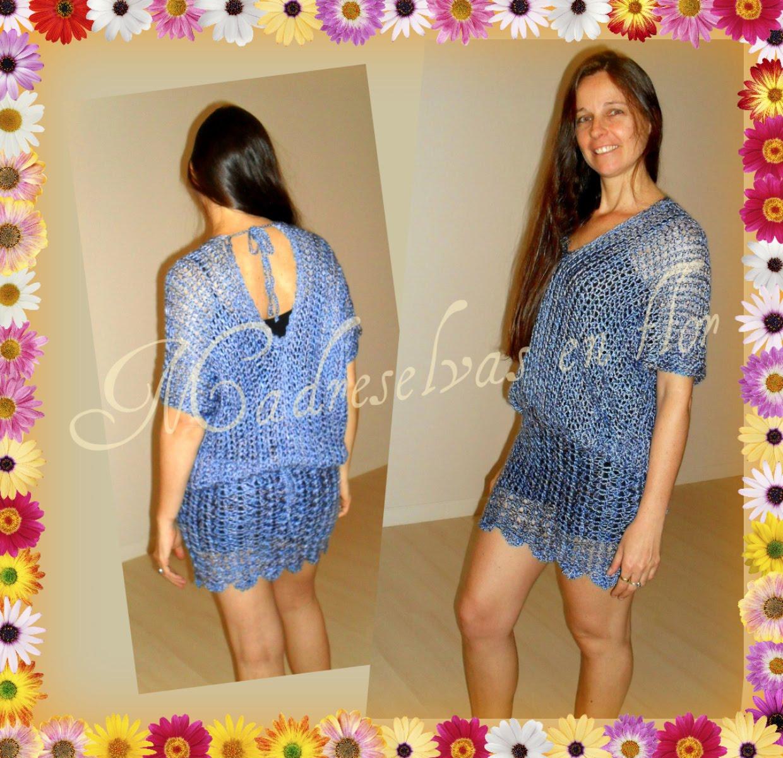 Vestidos tejidos 20-80