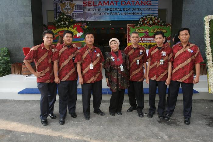 Pegawai KPPBC MP Purwakarta