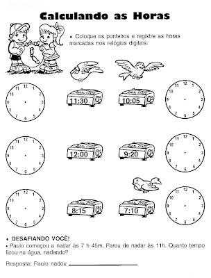 atividades+de+matem%C3%A1tica+(33) Atividades de Matemática: Medidas de tempo. para crianças