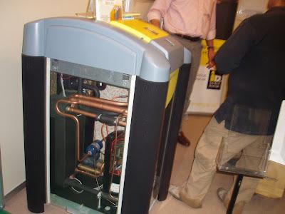 Ηλιογεωθερμικά συστήματα Θέρμανσης-Ψύξης