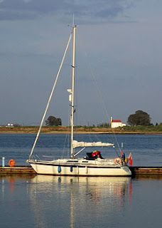 yacht Kalessin of Orwell
