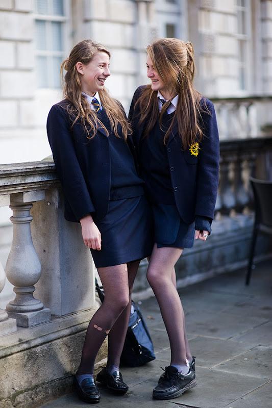 Vanessa Jackman Junior Street Style London Fashion