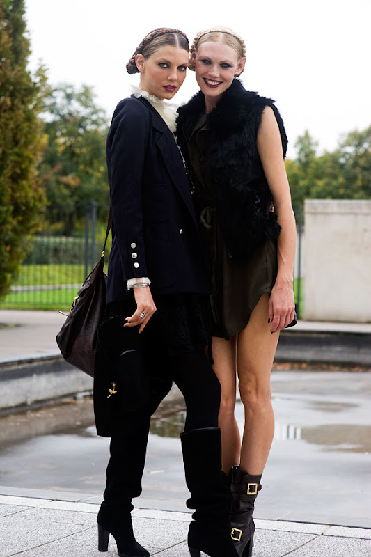 Paris Fashion Week SS 2011 After Emanuel Ungaro