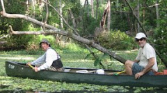 Everglades Canoeing