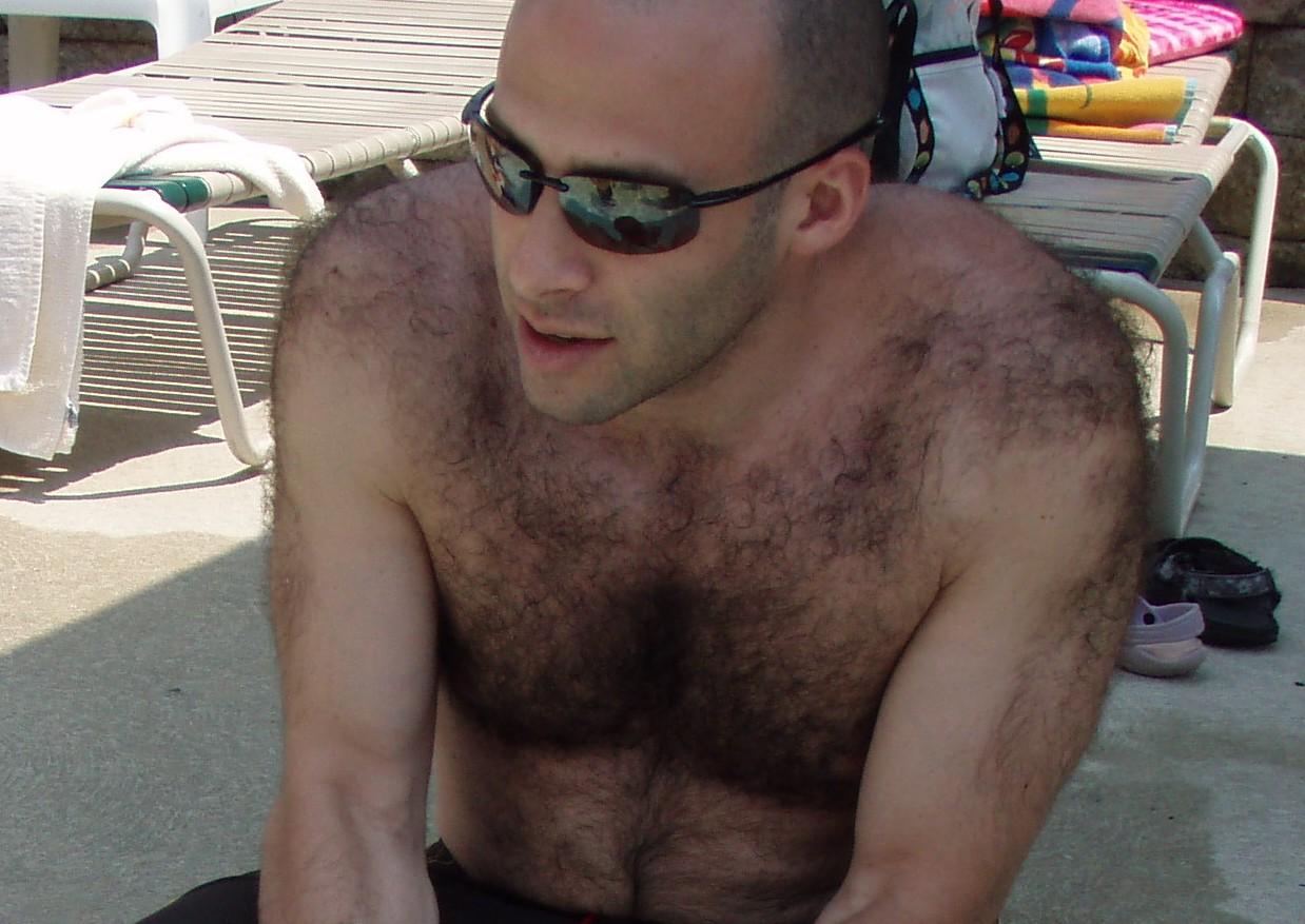 Сильно волосатый мужик, Волосатые парни ВКонтакте 5 фотография