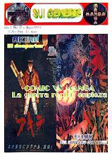 otras publicaciones del grupo Punto Aparte: Sui Generis (1998)