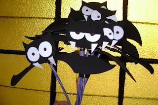 Murcielagitos voladores