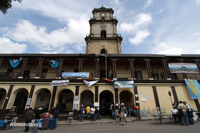 the political community in guatemala essay