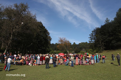 ... People in Guatemala Reject Exploitation of their Natural Resources