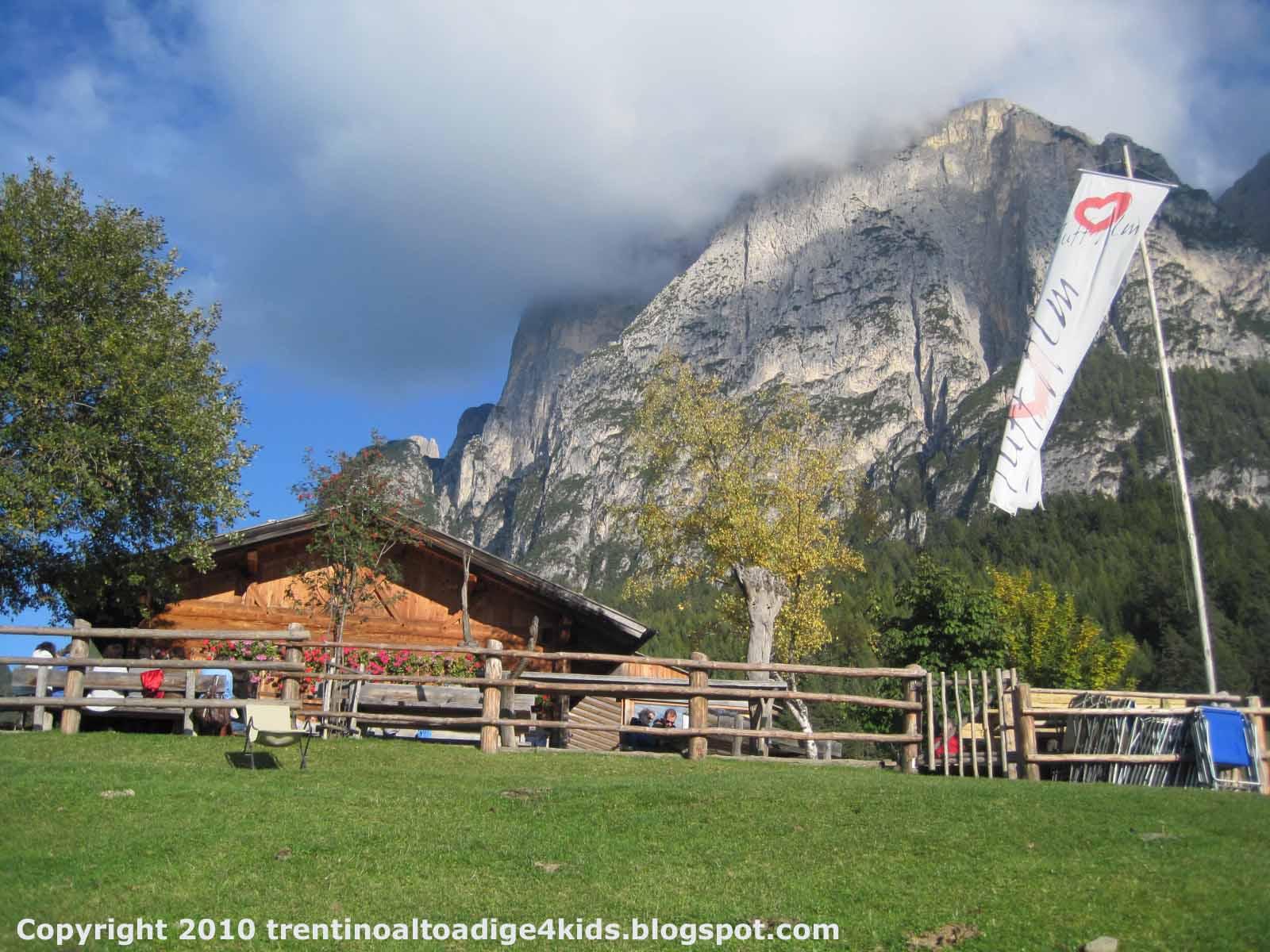 Trentino alto adige per bimbi malga tuff tuffalm e il for Necrologi defunti bolzano giornale alto adige