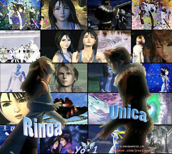 Composicion de Final Fantasy VIII - Por Rinoa Unica