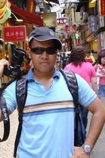 Meet the Nomads: Ron Cruz