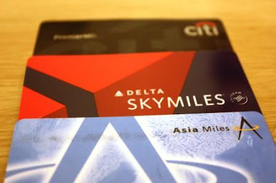 How to Earn Miles Fast from your Credit Card