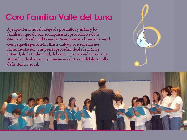 Coro Familiar Valle del Luna