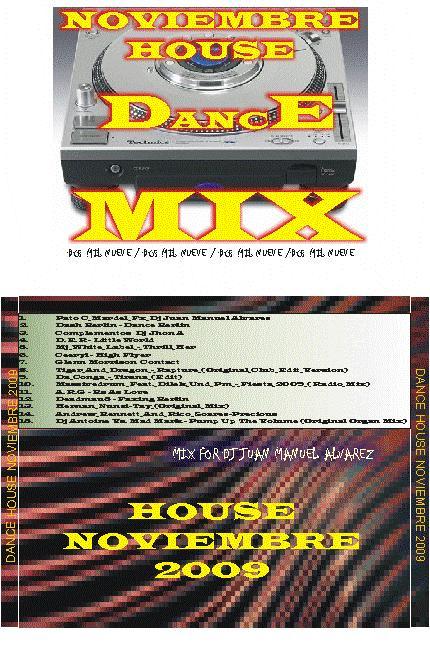 NOVIEMBRE HOUSE DANCE 2
