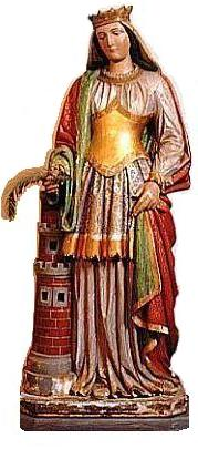Saint Barbara